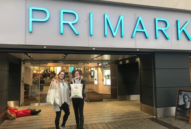 Primark has Christmas giving in the bag for Tabor House